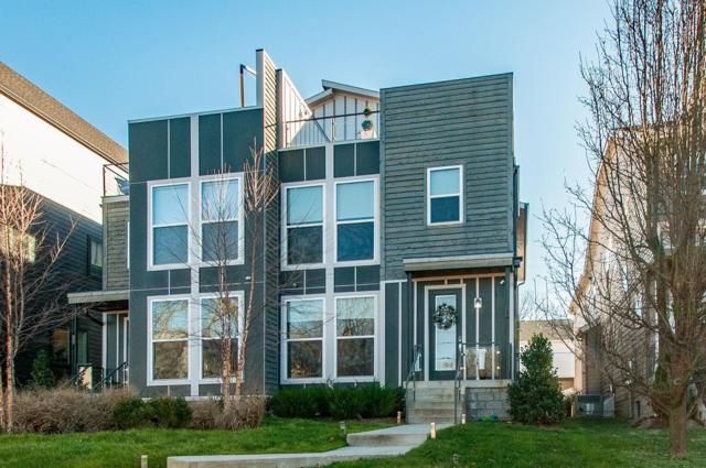 1426 15th Ave S, Nashville, TN 37212 (MLS #2003319) :: RE/MAX Homes And Estates