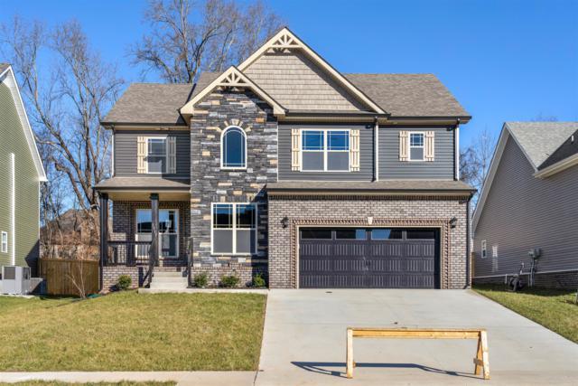 5 Locust Run, Clarksville, TN 37043 (MLS #2003468) :: John Jones Real Estate LLC