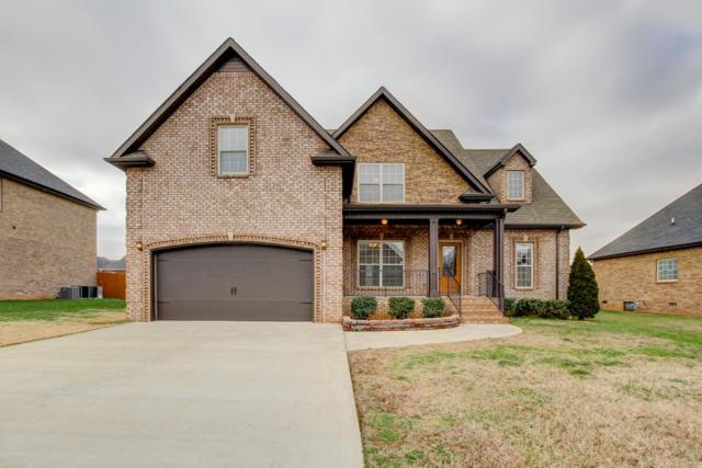 2524 Remington Trc, Clarksville, TN 37043 (MLS #2003475) :: Fridrich & Clark Realty, LLC