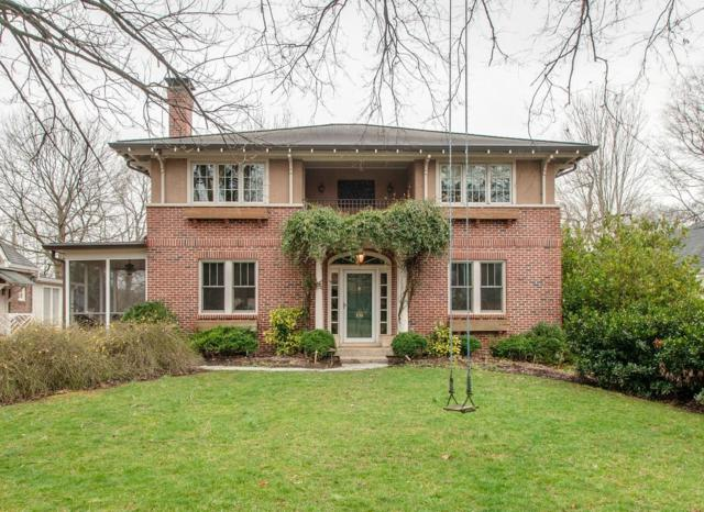130 Blackburn Ave, Nashville, TN 37205 (MLS #2003510) :: Central Real Estate Partners