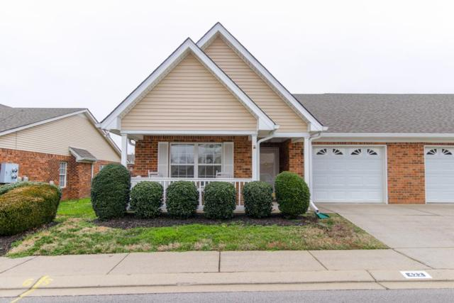 422 Village Green Cir, Murfreesboro, TN 37128 (MLS #2003555) :: Valerie Hunter-Kelly & the Air Assault Team