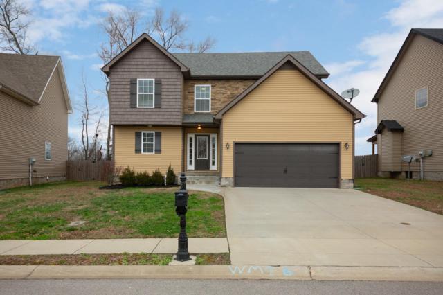 745 Sleek Fox Dr, Clarksville, TN 37040 (MLS #2003731) :: RE/MAX Choice Properties