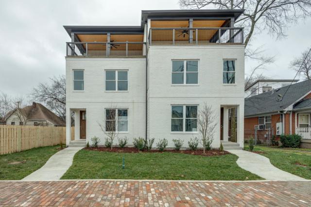 1307 10th Ave N, Nashville, TN 37208 (MLS #2003752) :: RE/MAX Choice Properties