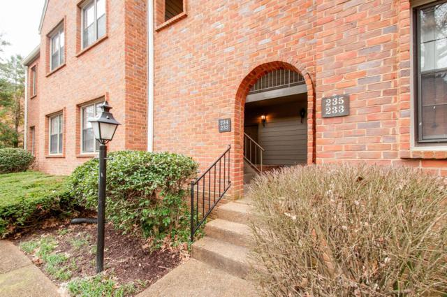 232 Westchase Dr, Nashville, TN 37205 (MLS #2003867) :: The Miles Team | Compass Tennesee, LLC