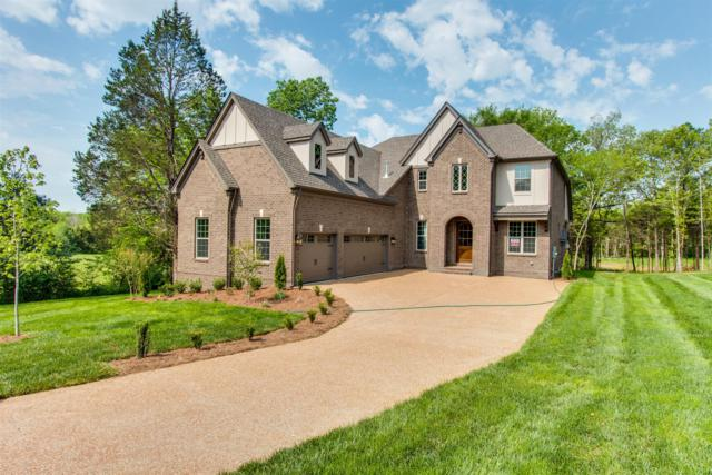 112 Asher Downs Circle #3, Nolensville, TN 37135 (MLS #2003881) :: The Matt Ward Group