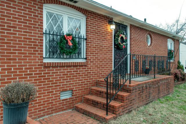1505 23rd Ave. North, Nashville, TN 37208 (MLS #2003933) :: Oak Street Group