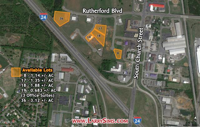 0 Rutherford Blvd, Murfreesboro, TN 37130 (MLS #2004069) :: Central Real Estate Partners