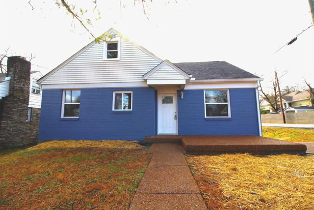 1708 Litton Ave, Nashville, TN 37216 (MLS #2004117) :: Maples Realty and Auction Co.