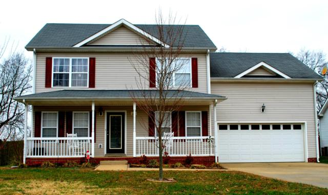 3842 Aly Sheba Dr, Clarksville, TN 37042 (MLS #2004151) :: The Milam Group at Fridrich & Clark Realty