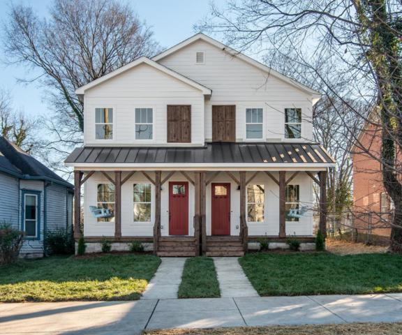 1017 A Monroe St, Nashville, TN 37208 (MLS #2004156) :: Ashley Claire Real Estate - Benchmark Realty