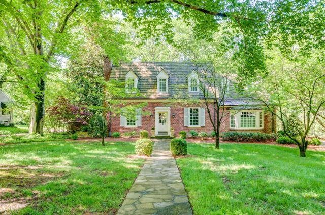 123 Clarendon Ave, Nashville, TN 37205 (MLS #2004179) :: Central Real Estate Partners