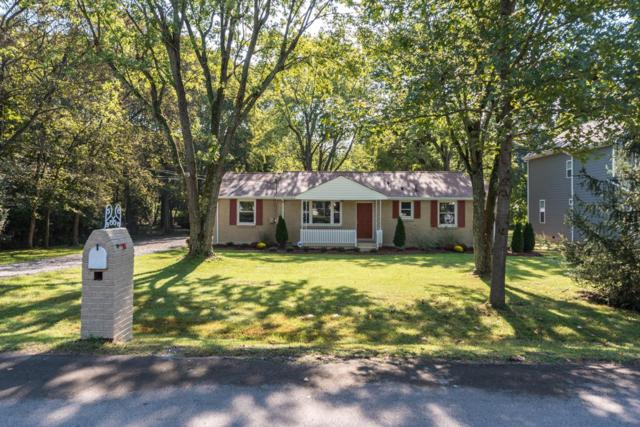 103 Hickerson St, Old Hickory, TN 37138 (MLS #2004183) :: John Jones Real Estate LLC