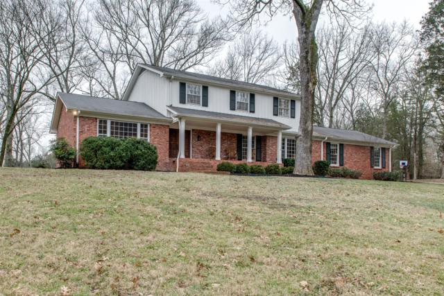1705 Kingsbury Dr, Nashville, TN 37215 (MLS #2004195) :: The Matt Ward Group