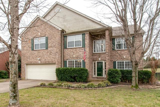 5137 Traceway Dr, Nashville, TN 37221 (MLS #2004215) :: The Matt Ward Group