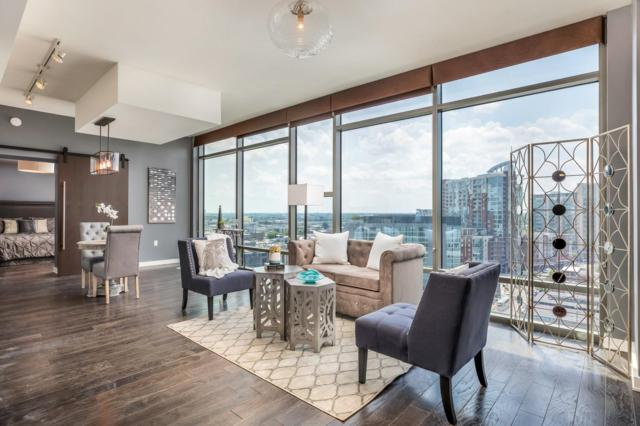 1212 Laurel St Apt 1103, Nashville, TN 37203 (MLS #2004267) :: The Matt Ward Group