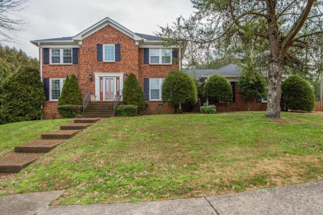 729 Edmondson Pike, Brentwood, TN 37027 (MLS #2004295) :: The Milam Group at Fridrich & Clark Realty