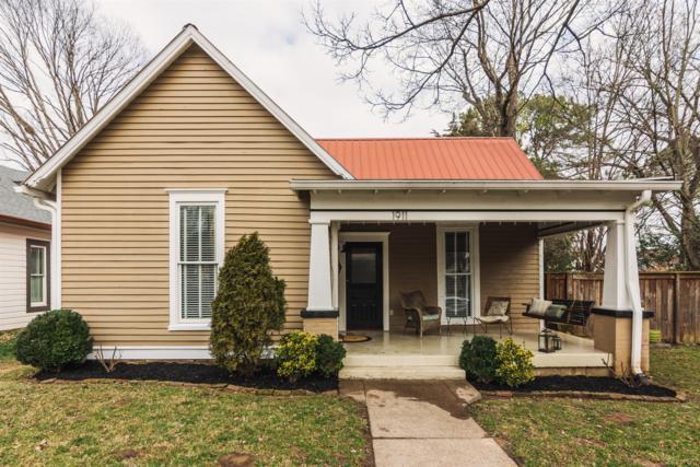 1911 Russell St, Nashville, TN 37206 (MLS #2004355) :: Fridrich & Clark Realty, LLC