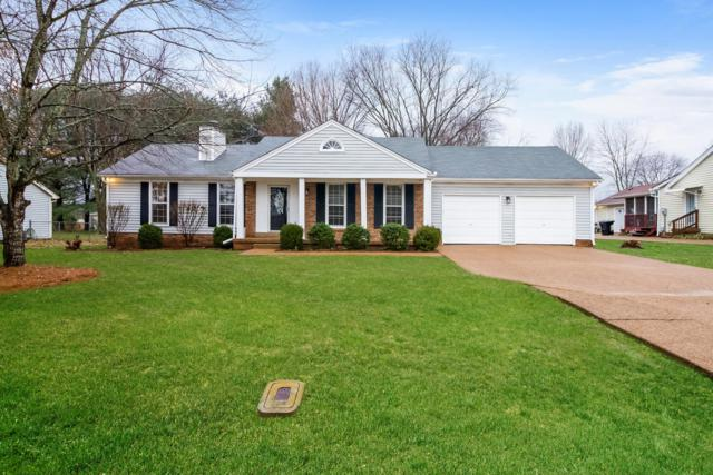 705 Riverview Dr, Franklin, TN 37064 (MLS #2004356) :: Stormberg Group of Keller Williams Realty