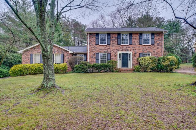 5528 Hill Rd, Brentwood, TN 37027 (MLS #2004462) :: Fridrich & Clark Realty, LLC