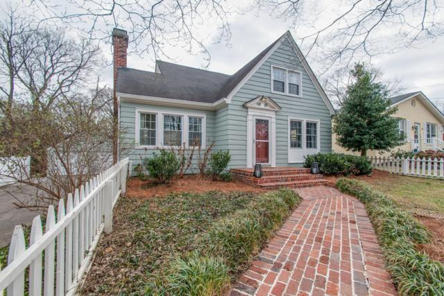 105 Lincoln Ct, Nashville, TN 37205 (MLS #2004495) :: Nashville on the Move