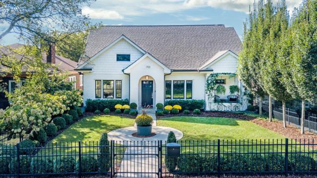 1703 Beechwood Ave, Nashville, TN 37212 (MLS #2004509) :: Berkshire Hathaway HomeServices Woodmont Realty