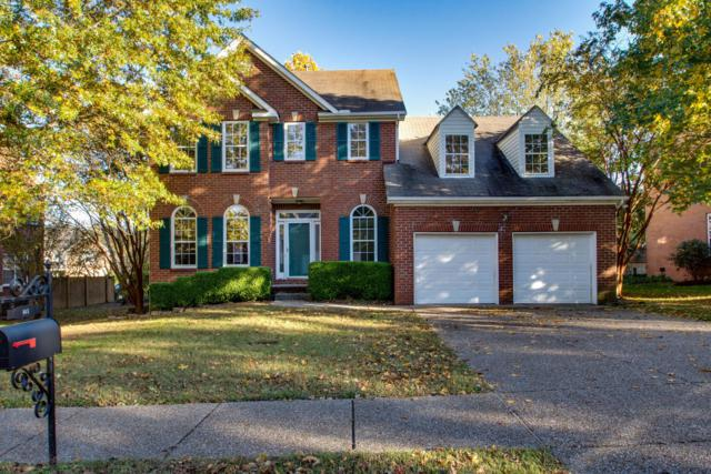 805 Meadow Ridge Ct, Nashville, TN 37221 (MLS #2004625) :: Exit Realty Music City