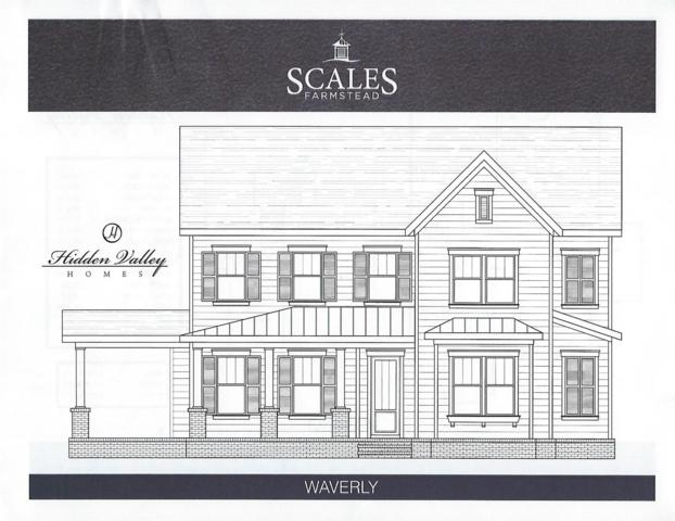 644 Vickery Park Dr (Lot 19), Nolensville, TN 37135 (MLS #2004701) :: The Milam Group at Fridrich & Clark Realty