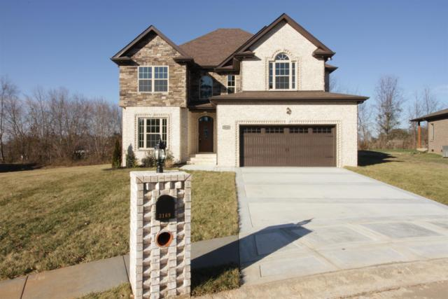 9 Porter Hills, Clarksville, TN 37043 (MLS #2004723) :: REMAX Elite