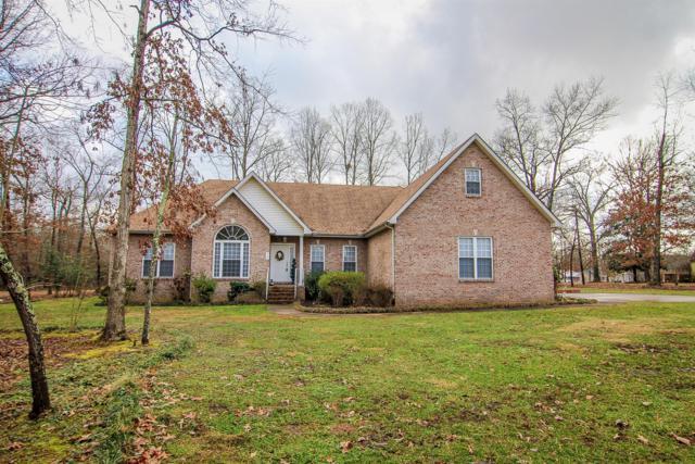 100 Regwood Dr, Tullahoma, TN 37388 (MLS #2004733) :: Nashville's Home Hunters