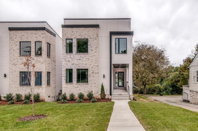807 Horner, Nashville, TN 37204 (MLS #2004774) :: Ashley Claire Real Estate - Benchmark Realty