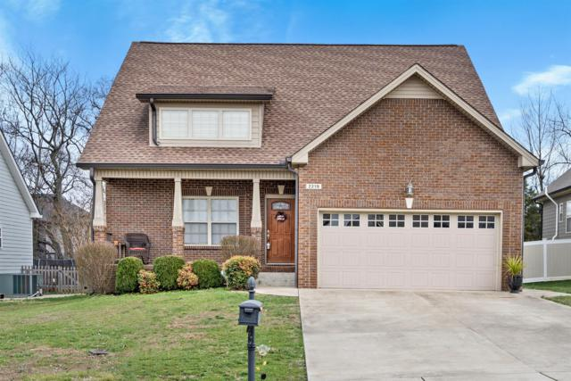 2219 Fairfax Drive, Clarksville, TN 37043 (MLS #2004776) :: RE/MAX Choice Properties