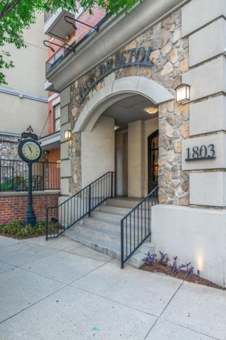 1803 Broadway Apt 326, Nashville, TN 37203 (MLS #2004795) :: RE/MAX Homes And Estates