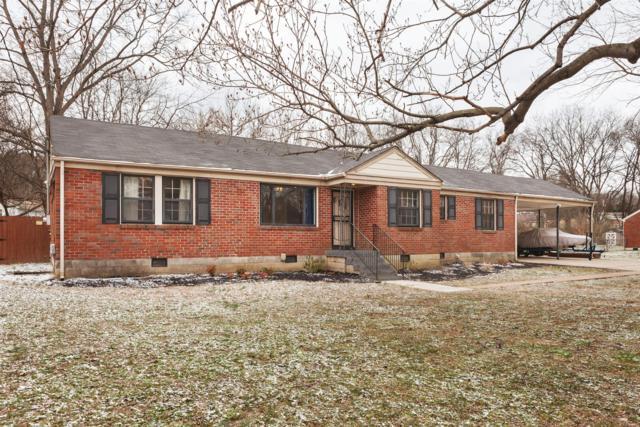 915 Drummond Dr, Nashville, TN 37211 (MLS #2004931) :: The Kelton Group