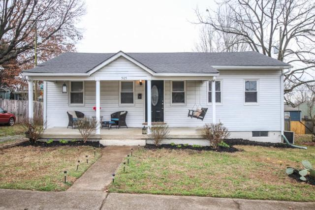 505 Lawrence St, Old Hickory, TN 37138 (MLS #2004992) :: Nashville on the Move