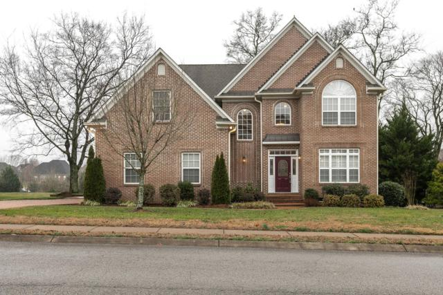 1089 Auldridge Dr, Spring Hill, TN 37174 (MLS #2005138) :: Nashville on the Move