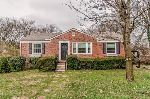 2403 Claypool St, Nashville, TN 37216 (MLS #2005223) :: Ashley Claire Real Estate - Benchmark Realty
