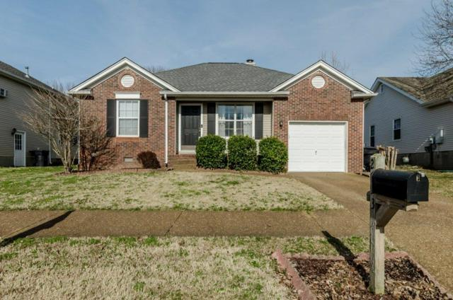 2023 Upland Dr, Franklin, TN 37067 (MLS #2005337) :: The Kelton Group