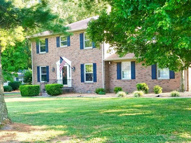 122 Windsor Drive, Hopkinsville, KY 42240 (MLS #2005345) :: Nashville on the Move