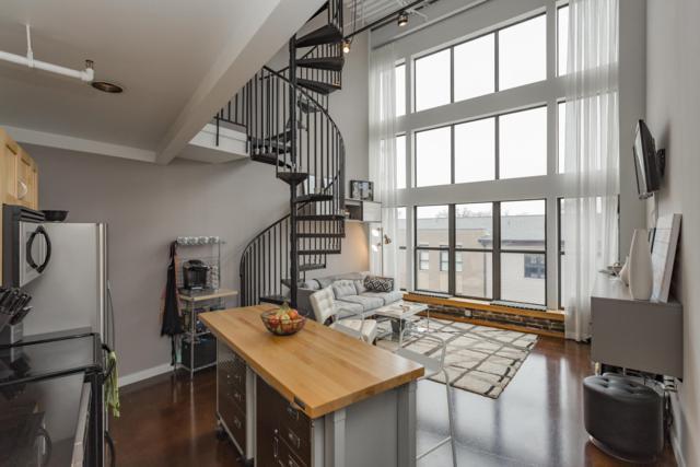 1400 Rosa L Parks Blvd Apt 320, Nashville, TN 37208 (MLS #2005348) :: Ashley Claire Real Estate - Benchmark Realty