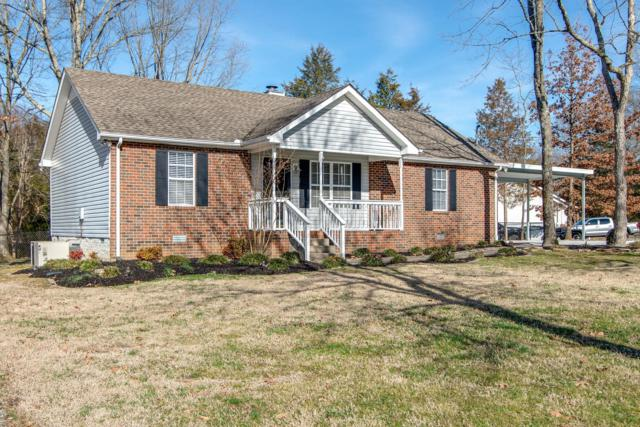 2418 Burton Rd, Mount Juliet, TN 37122 (MLS #2005368) :: Ashley Claire Real Estate - Benchmark Realty