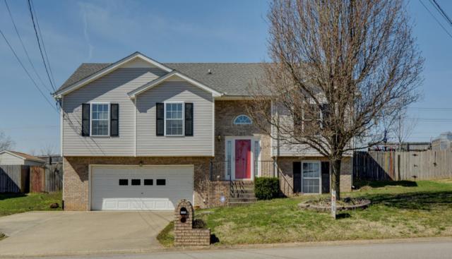 1496 Buchanon Dr, Clarksville, TN 37042 (MLS #RTC2005445) :: RE/MAX Choice Properties