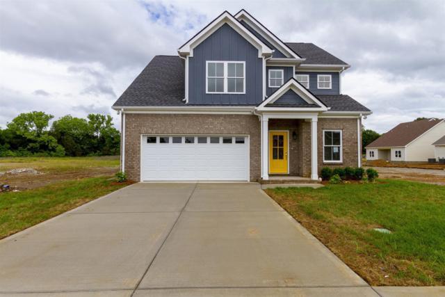 618 Gallant Way, Murfreesboro, TN 37129 (MLS #2005478) :: John Jones Real Estate LLC