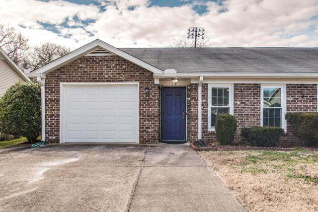 418 Bradford Green, Nashville, TN 37221 (MLS #2005488) :: FYKES Realty Group