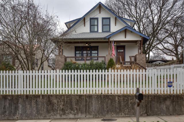 522 S 14Th St, Nashville, TN 37206 (MLS #2005556) :: The Kelton Group