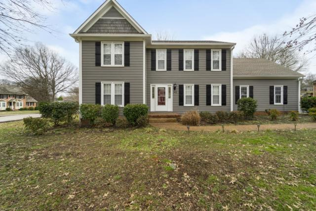 101 Deerfield Dr, Columbia, TN 38401 (MLS #2005629) :: Ashley Claire Real Estate - Benchmark Realty