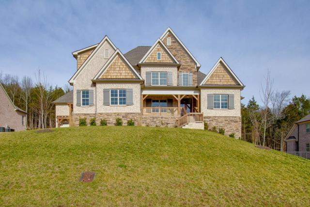 9608 Stonebluff Dr, Lot 6, Brentwood, TN 37027 (MLS #2005747) :: RE/MAX Choice Properties