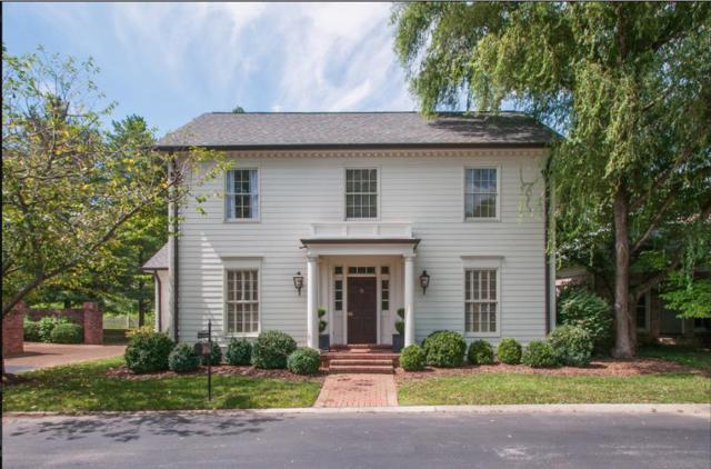 83 Concord Park W, Nashville, TN 37205 (MLS #2005799) :: Nashville on the Move