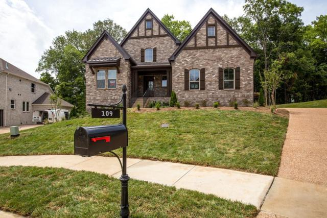 805 Walridge Court, Lot 80, Nolensville, TN 37135 (MLS #2005817) :: Nashville on the Move