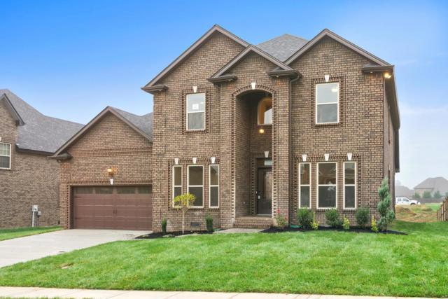 32 Savannah Glen, Clarksville, TN 37043 (MLS #2005894) :: RE/MAX Homes And Estates