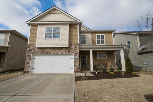 949 Manson Crossing Dr, Murfreesboro, TN 37128 (MLS #2005934) :: Team Wilson Real Estate Partners